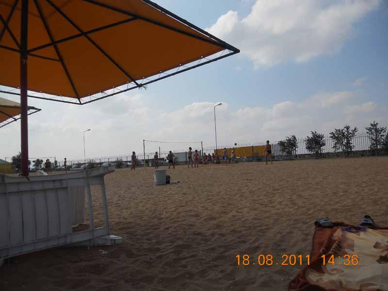 Пляжный волейбол Феодосия