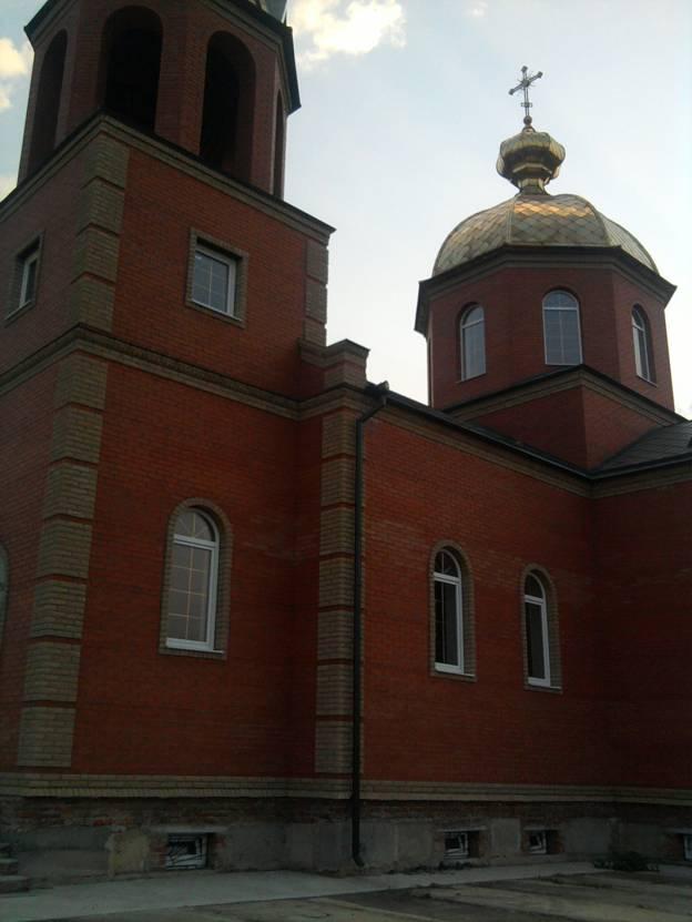 Кирилловка - церковь