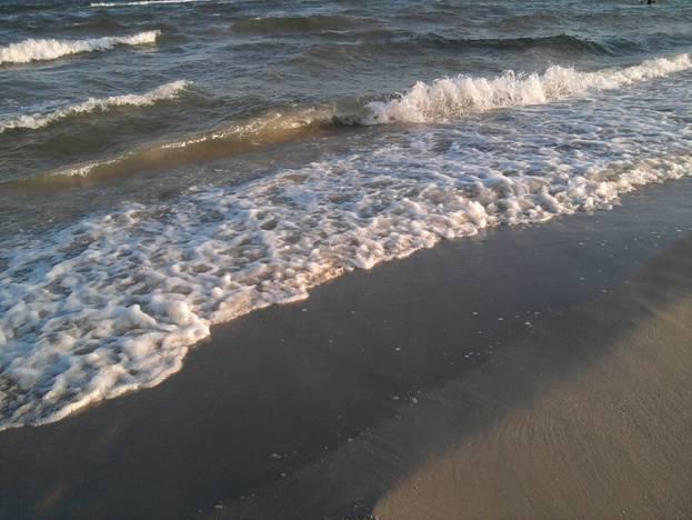 Кирилловка - Азовское море