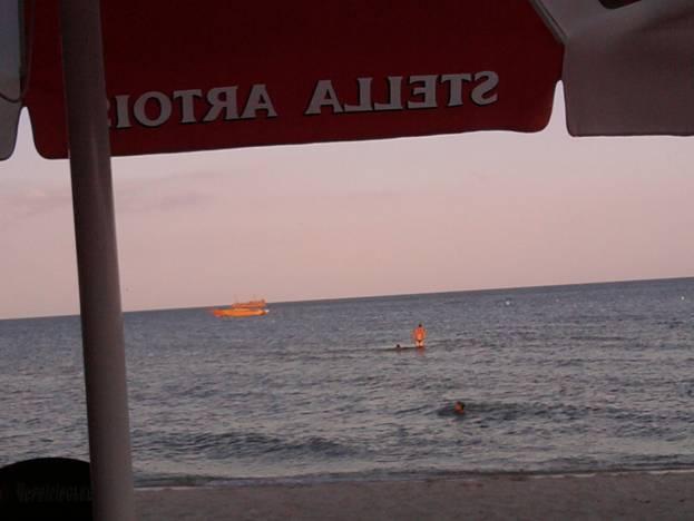 Кирилловка - рассвет на море