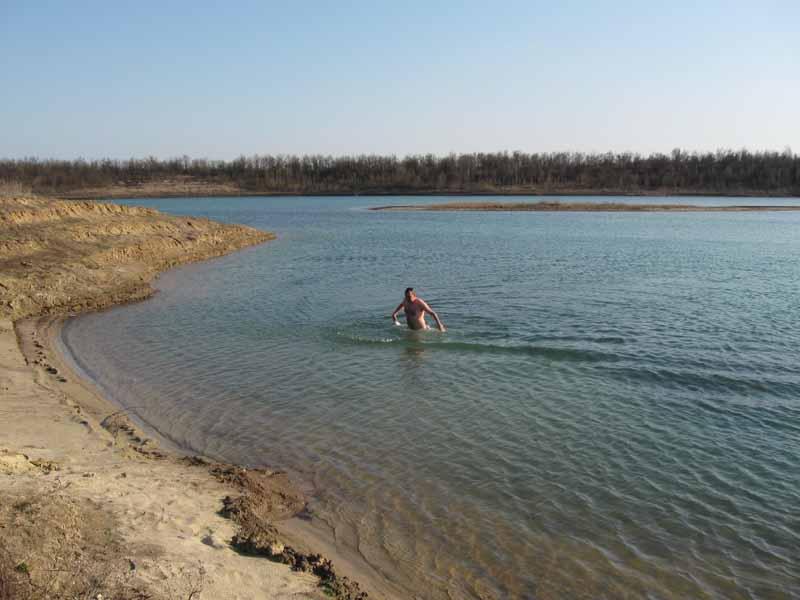 озеро Надежда Александрия Димитрово