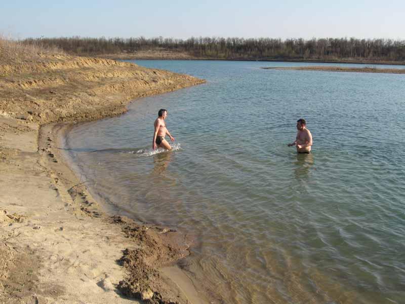 озеро Надежда Димитрово